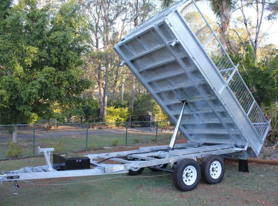 tipper trailers sydney