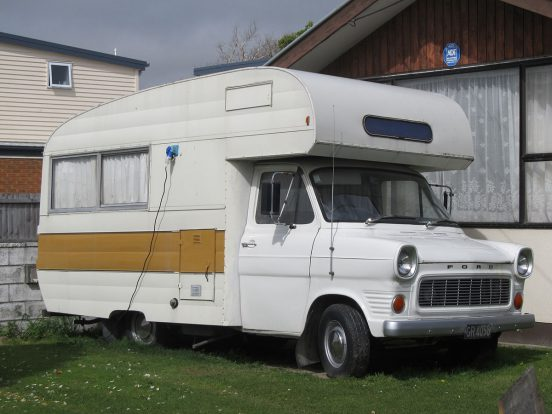 choosing the right old caravan for sale.