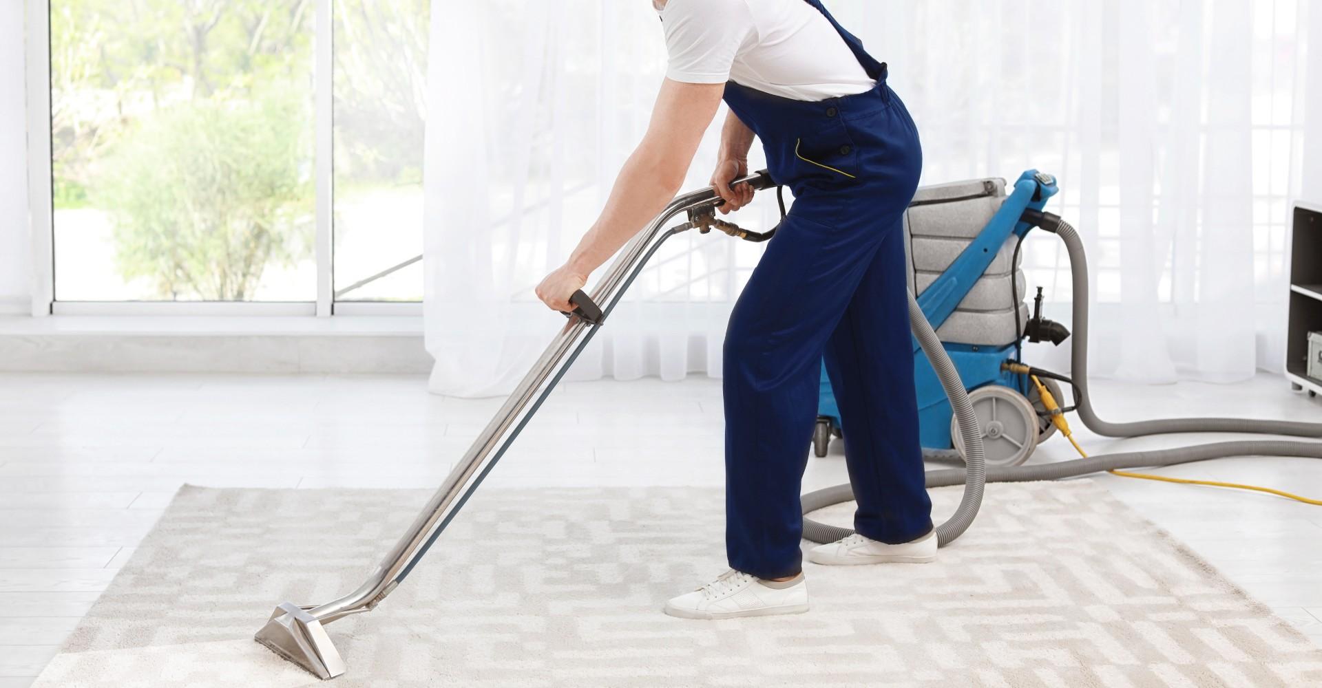 commercial carpet cleaner equipment